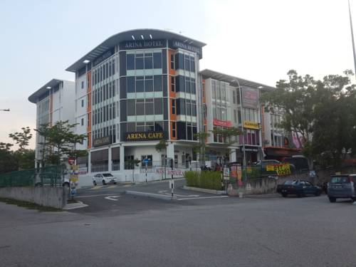 Arina Hotel at Bangi Cover Picture
