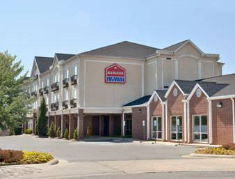 Ramada Limited Little Rock Cover Picture