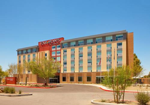 Four Points by Sheraton at Phoenix Mesa Gateway Airport Cover Picture