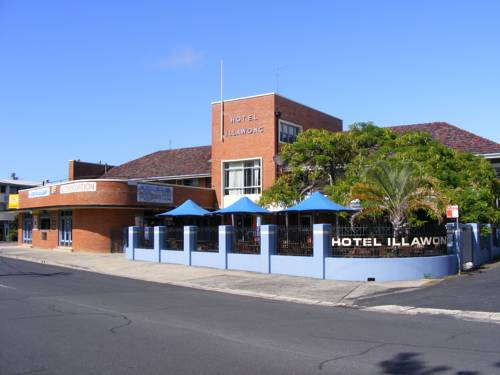 Hotel Illawong Evans Head Cover Picture