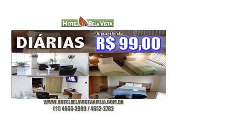 Hotel Bela Vista Cover Picture