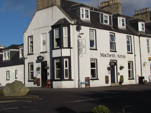 Macbeth Arms Cover Picture