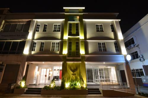 The Ardens Hotel Cover Picture
