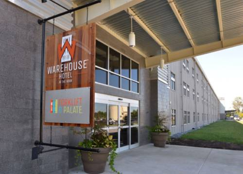 Warehouse Hotel at The Nook Cover Picture