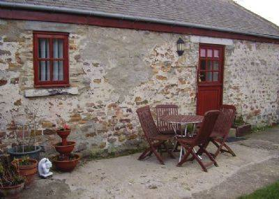 The Forge Cottage Cover Picture