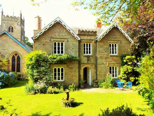 Old Vicarage B&B Cover Picture
