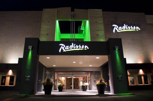 Radisson Hotel Red Deer Cover Picture