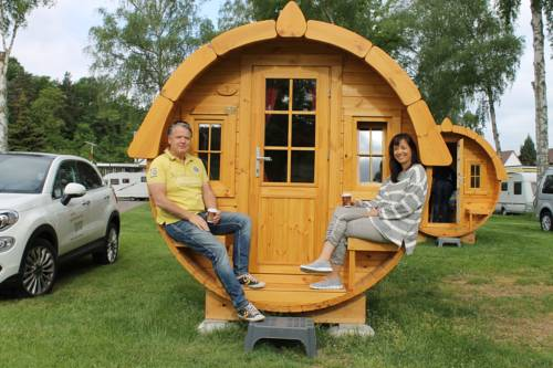 AZUR Camping Karlsruhe Cover Picture