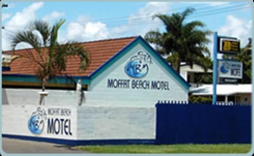 Moffat Beach Motel Cover Picture