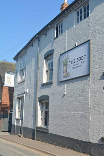 The Boot Inn Cover Picture