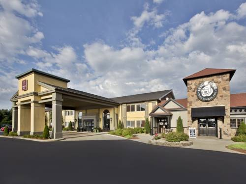 Clarion Inn Seekonk - Providence Cover Picture