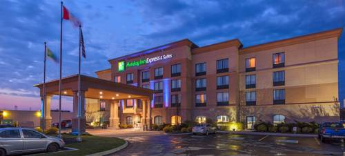 Holiday Inn Express Belleville Cover Picture