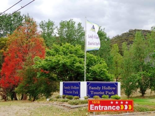 Sandy Hollow Tourist Park Cover Picture