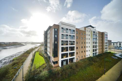 Newport Student Village (Campus Accommodation) Cover Picture
