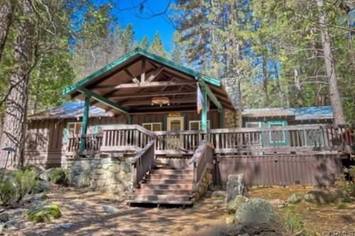 Little Creek Cabin Cover Picture
