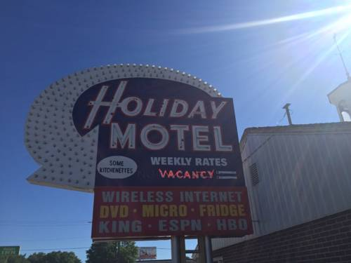 Holiday Motel Cover Picture