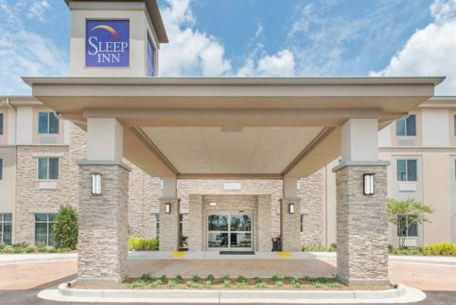Sleep Inn & Suites Defuniak Springs Cover Picture