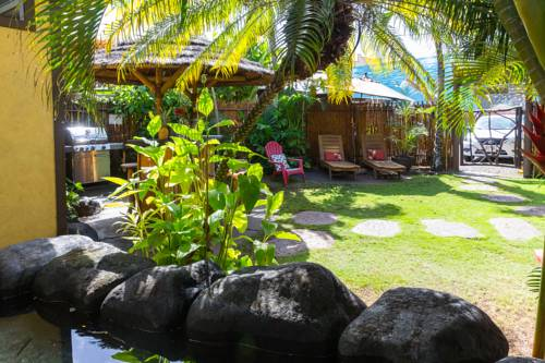 Nalu Kai Lodge Paia Hotel Cover Picture