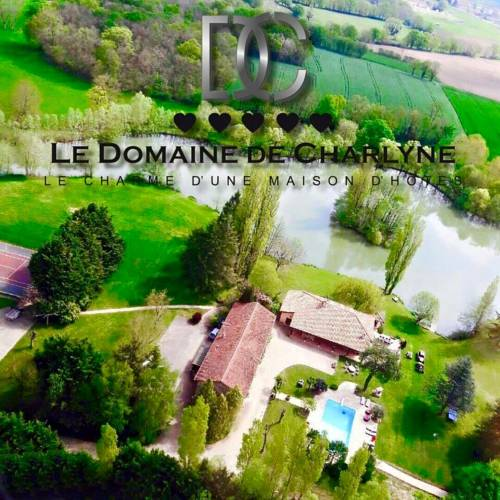 Le Domaine De Charlyne Cover Picture