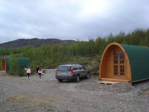 Vinland Camping Pods Cover Picture