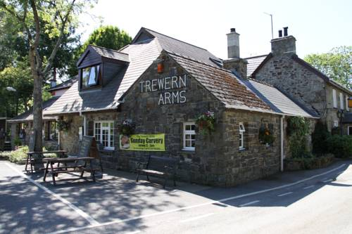 Trewern Arms Hotel Cover Picture
