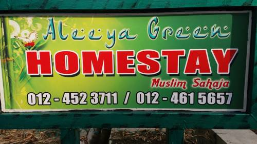 Aleeya GREEN Homestay Cover Picture