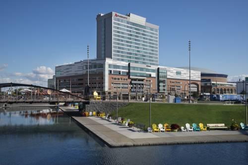Buffalo Marriott Harborcenter Cover Picture