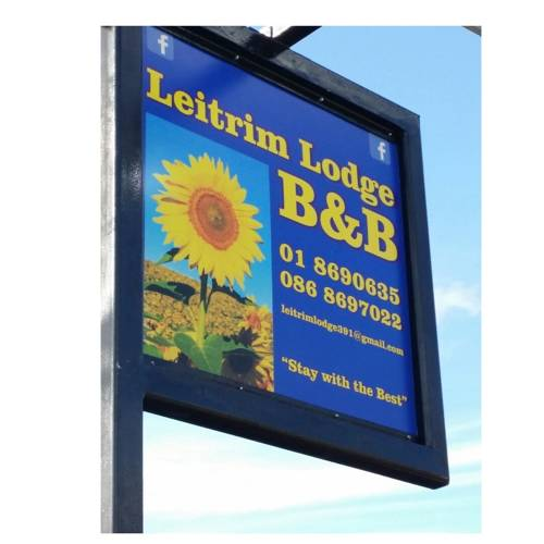 Leitrim Lodge B&B Dublin Cover Picture