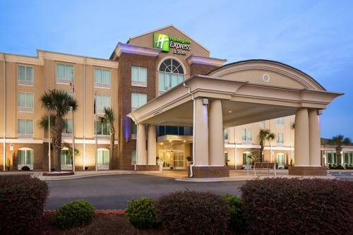 Holiday Inn Express & Suites Florence Cover Picture