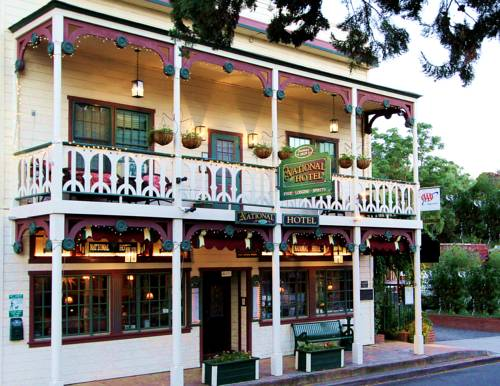 Historic National Hotel & Restaurant Cover Picture