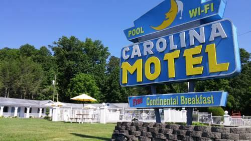 Carolina Motel Cover Picture
