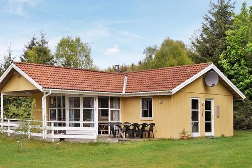 Three-Bedroom Holiday home in Silkeborg 7 Cover Picture
