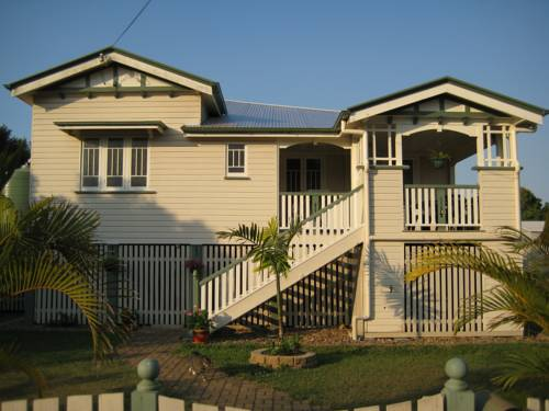 Eco Queenslander Holiday Home Cover Picture