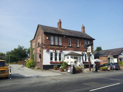 The Horseshoe Inn Cover Picture