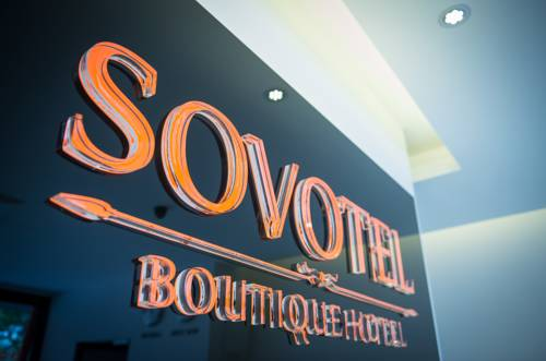 Sovotel Boutique Hotel Cover Picture