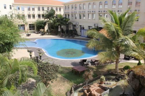 Hotel Victoria Garden Cover Picture