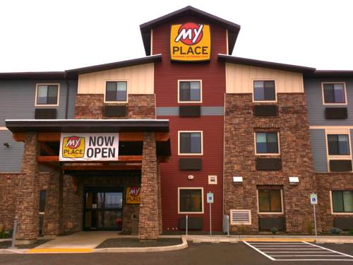 My Place Hotel-Spokane, WA Cover Picture