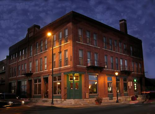 Water Street Inn Cover Picture