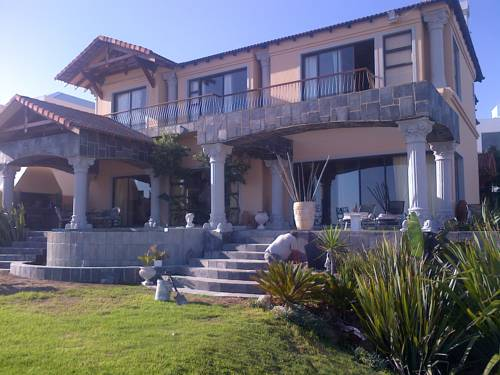Beachfront House Cover Picture