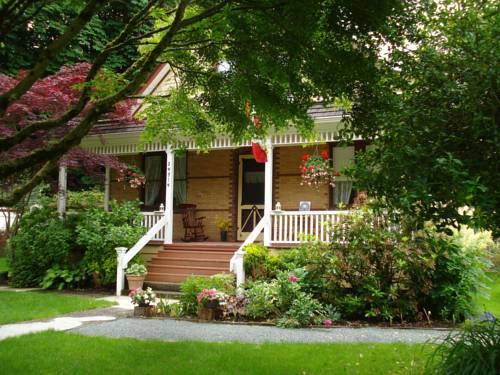 Clayburn Village Bed and Breakfast Cover Picture