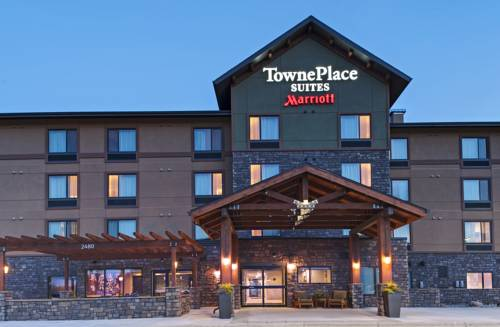 TownePlace Suites by Marriott Billings Cover Picture