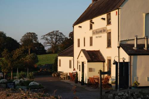 The Holcombe Inn Cover Picture