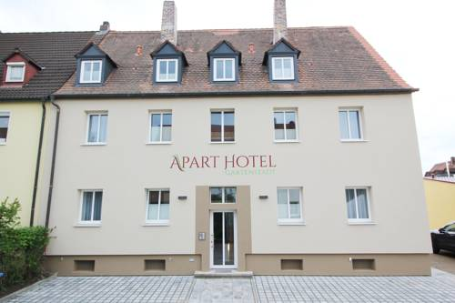 Aparthotel Gartenstadt Cover Picture