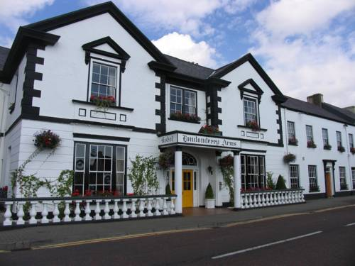 Londonderry Arms Hotel Cover Picture