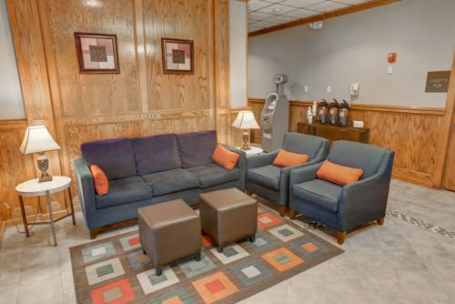 Comfort Inn & Suites Cover Picture