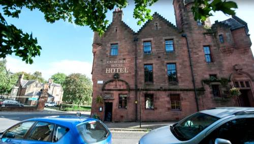 Cathedral House Hotel Cover Picture
