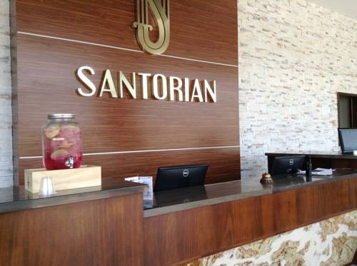 Hotel Santorian Cover Picture