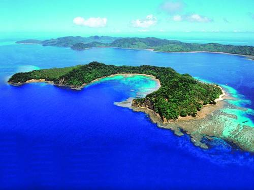 Matangi Private Island Resort Cover Picture