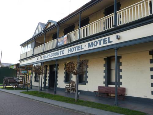 Naracoorte Hotel Motel Cover Picture