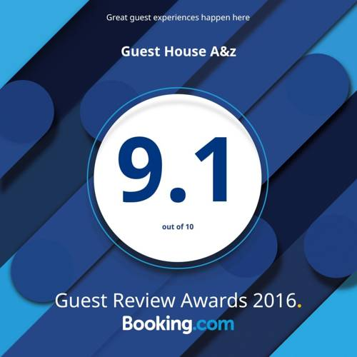 Guest House A&z Cover Picture